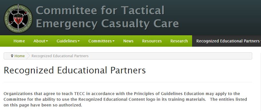 Committee For Tactical Emergency Care Silver Back Safety.JPG