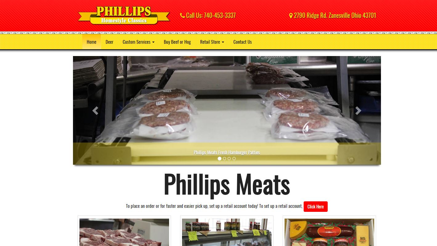 Phillips Homestyle Meats Community Support.JPG