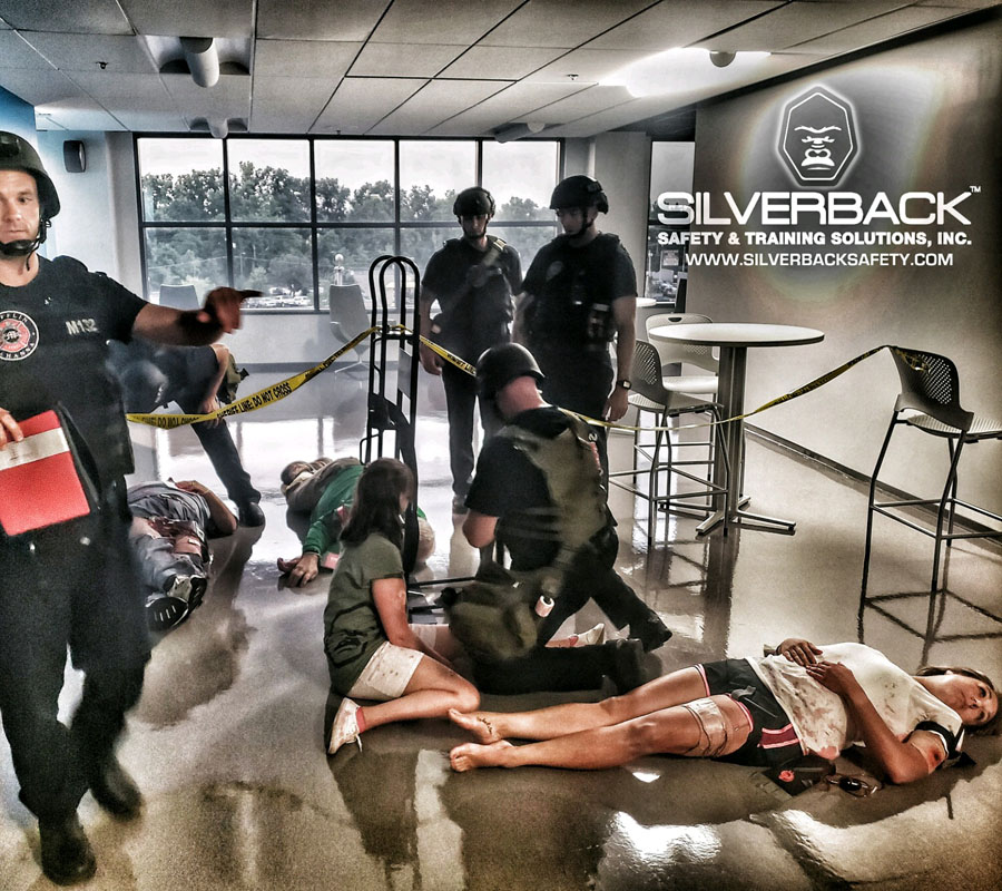 Silver Back Safety Training Rescue Task Force Emergency Casualty Care 7.JPG