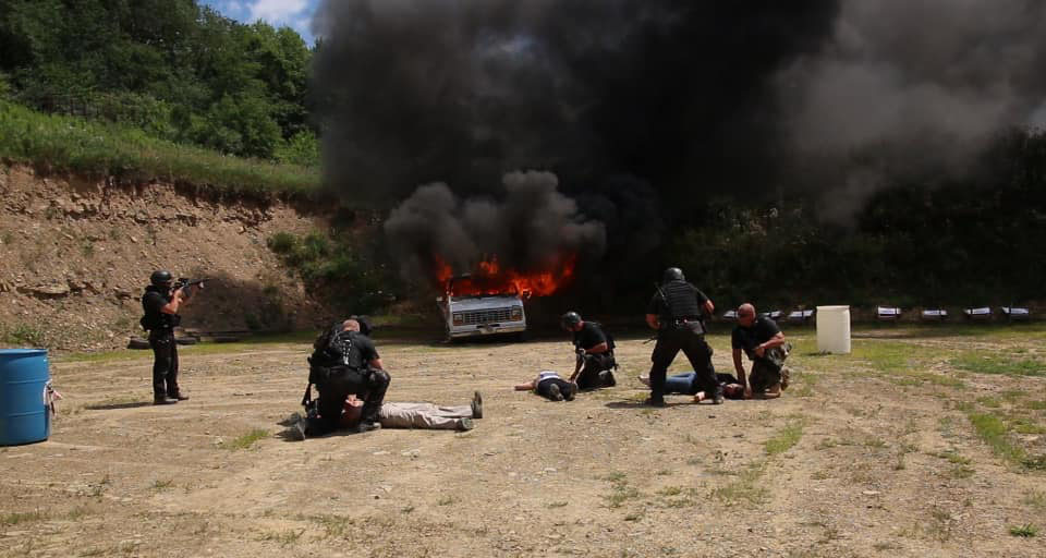 Silverback Safety Training Leo Course 10