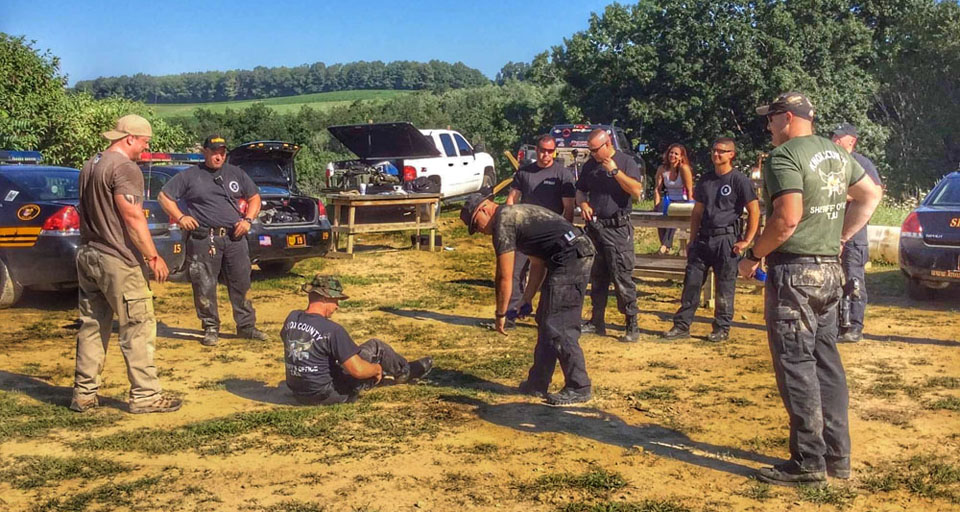 Silverback Safety Training Leo Course 2