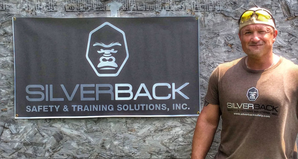 Silverback Safety Training Leo Course 4